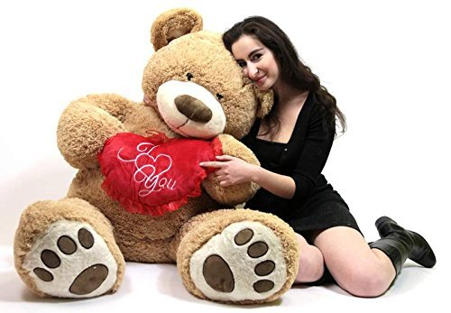 Amazoncom big valentines day teddy bears